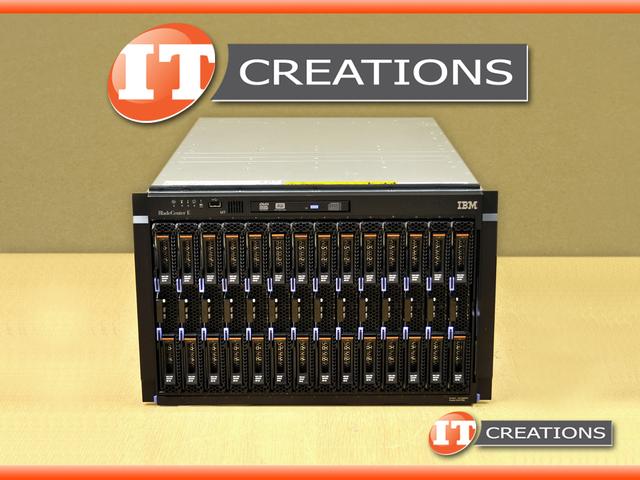 IBM BLADECENTER HS22 BLADE 2x SIX CORE X5650 2.66GHz 48GB RAM NO HDD