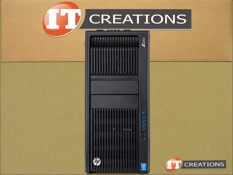 HP Z840 NO OS E5-2603V3 1 6GHZ 4GB 2133MHZ 300GB 15K SAS QUADRO K420 1GB