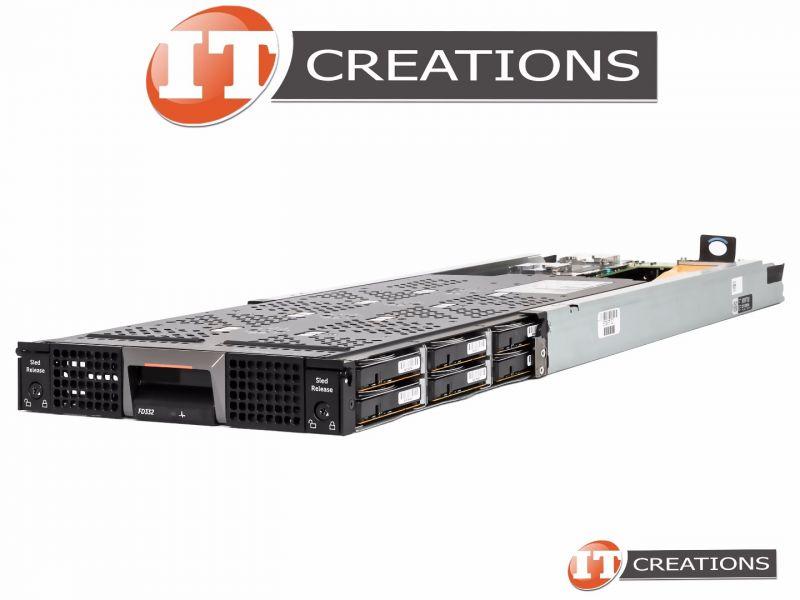 FD332 8 X 300GB 15K SAS 1 X CONTROLLER HBA MODE