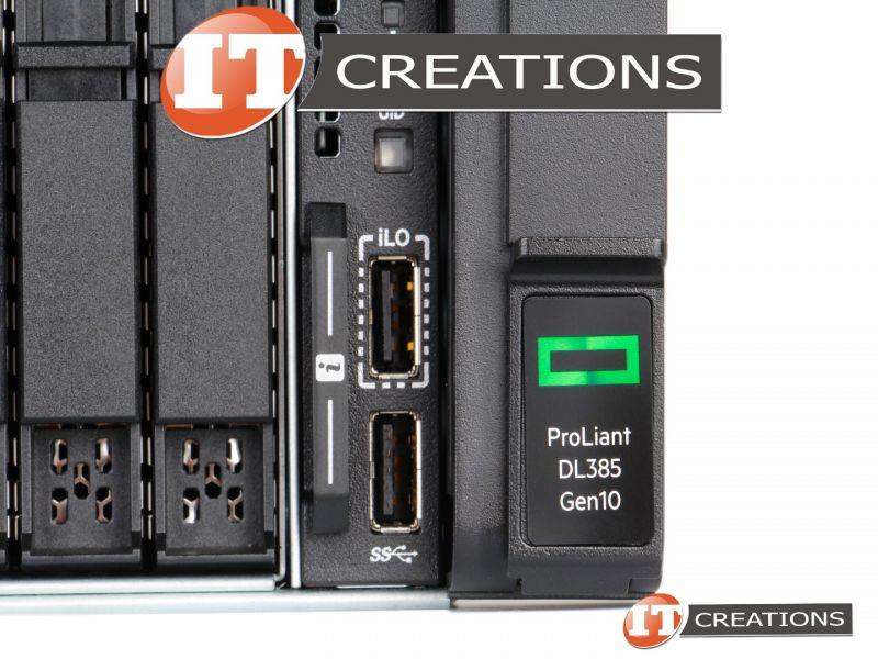 DL385 Gen10 G10 SERVER EPYC 32C 7551 32GB 3 X 3 84TB SSD