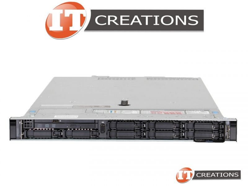 R440 8SFF INCH SERVER GOLD 5220 18C 2 2GHZ 96GB 4 X 600GB