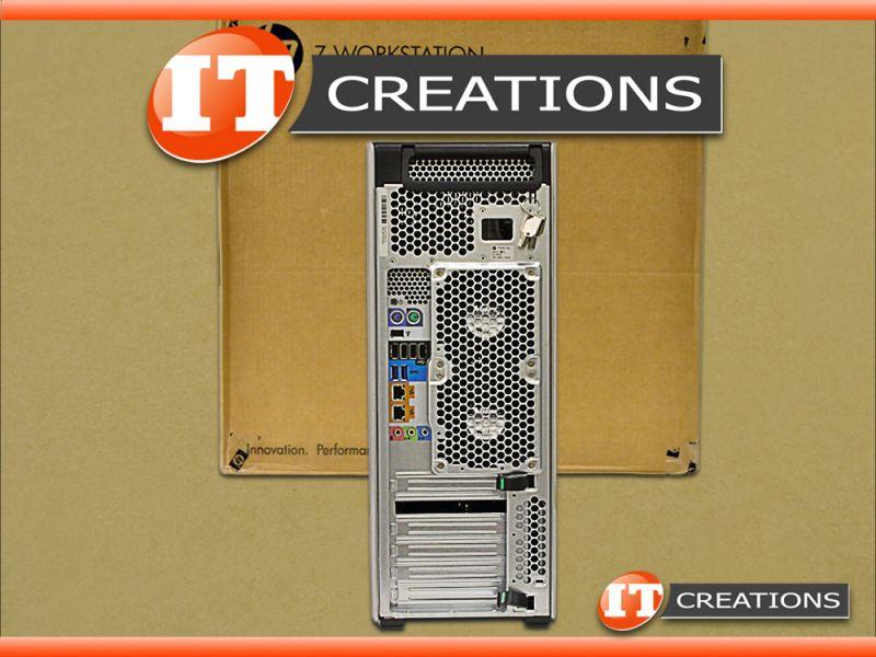 HP Z620 WORKSTATION W7 PRO E5-2650LV2 1 70GHZ 8GB 2 X 1TB